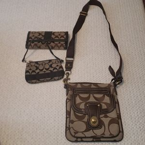 TWO Coach items